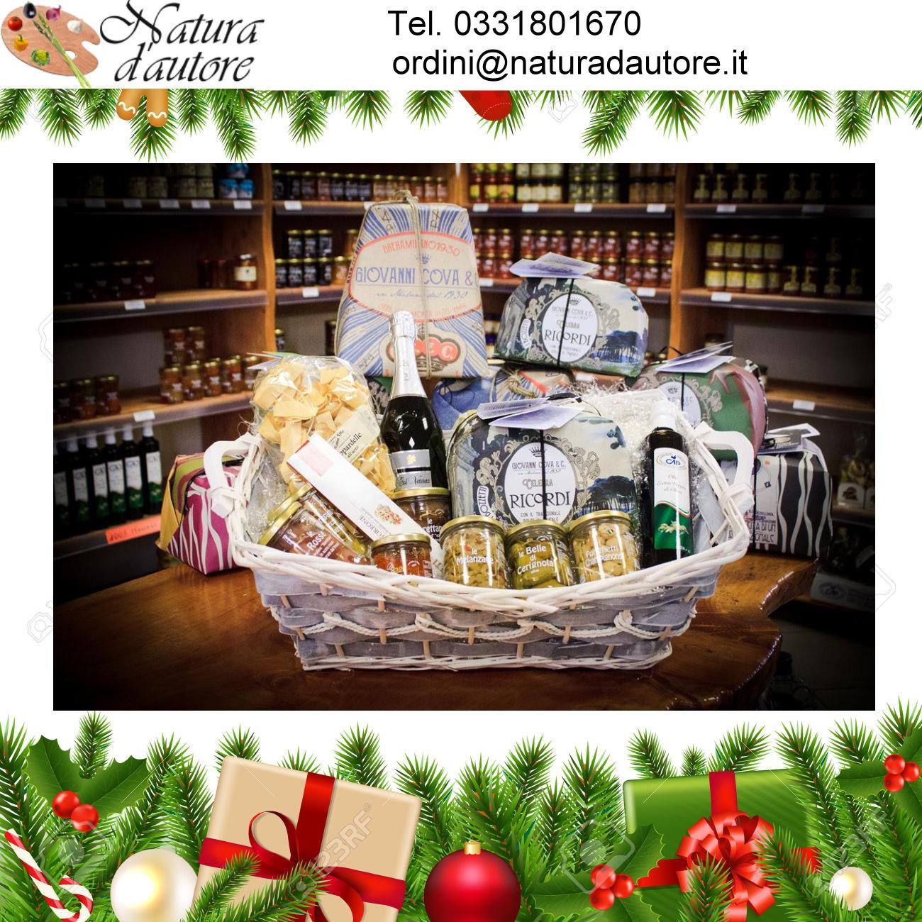 Il motivo ed il significato di regalare un cesto a Natale  04e93bcecd3